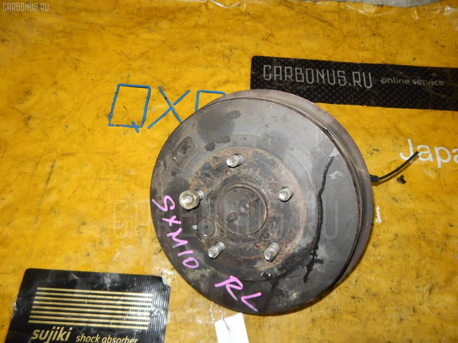 Ступица TOYOTA IPSUM SXM10G 3S-FE. Фото 6