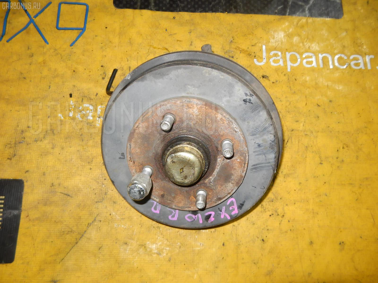 Ступица TOYOTA RAUM EXZ10 5E-FE. Фото 5