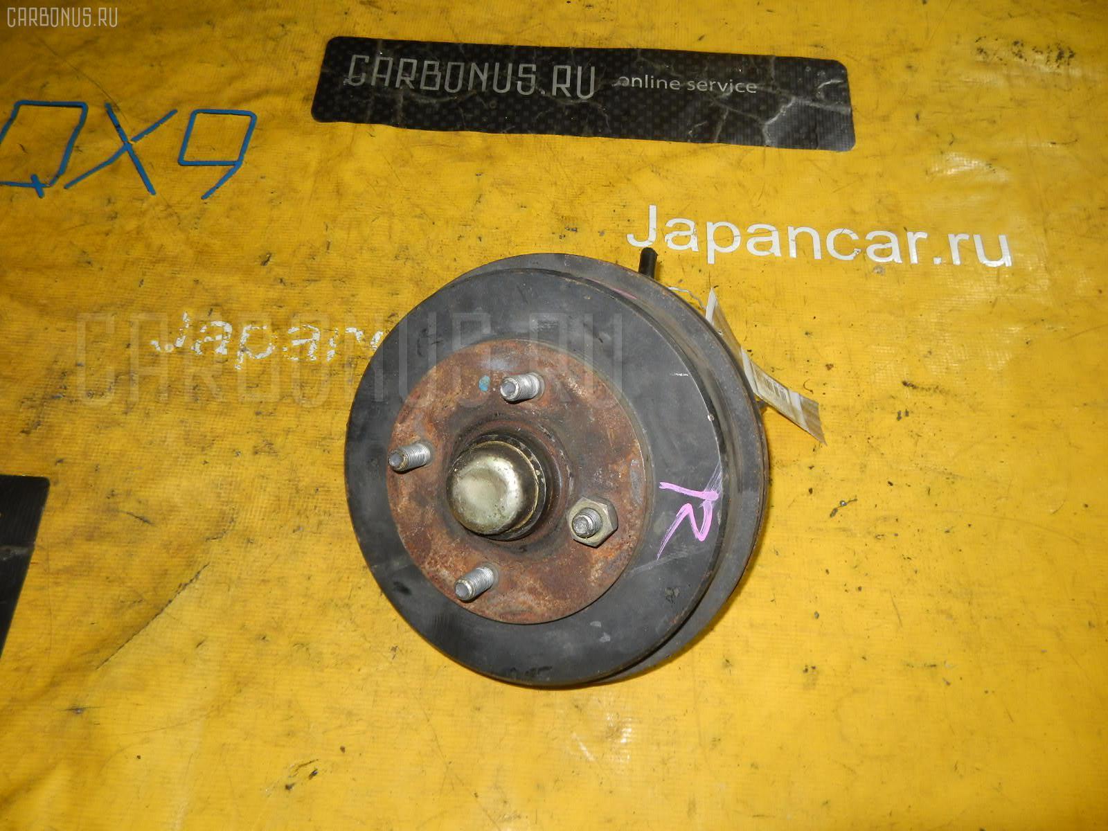 Ступица TOYOTA RAUM EXZ10 5E-FE. Фото 9