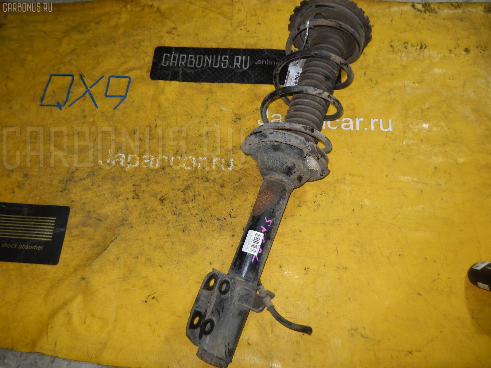Стойка SUBARU FORESTER SF9 EJ25. Фото 4
