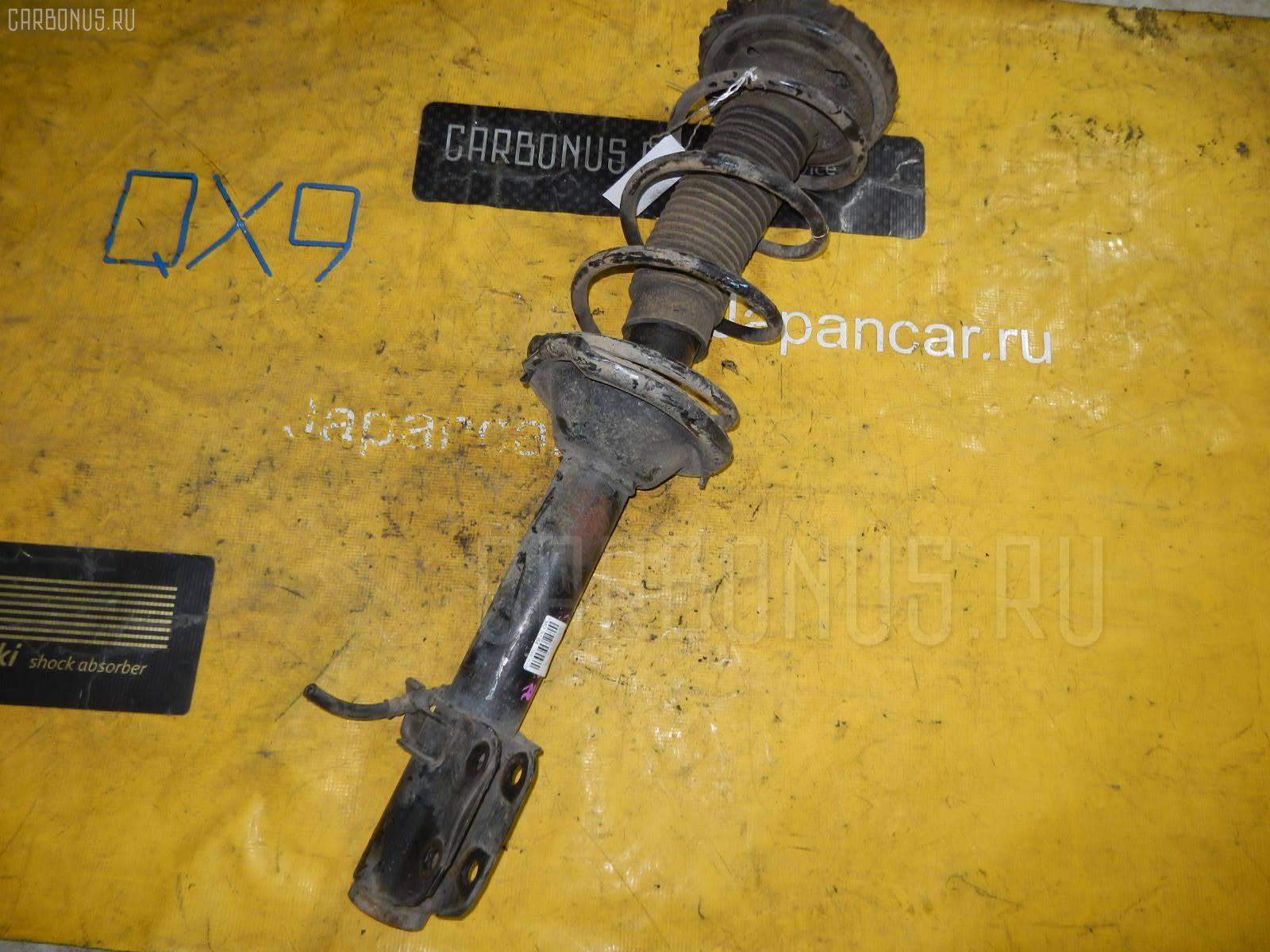 Стойка SUBARU FORESTER SF9 EJ25. Фото 6
