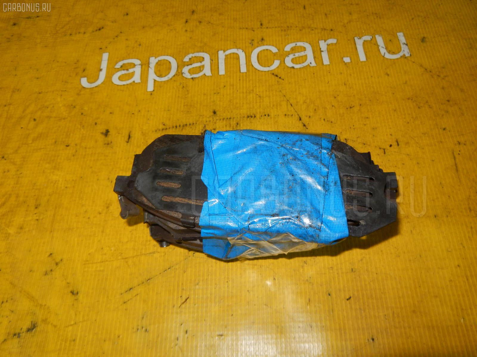 Тормозные колодки NISSAN FUGA PY50 VQ35DE. Фото 4