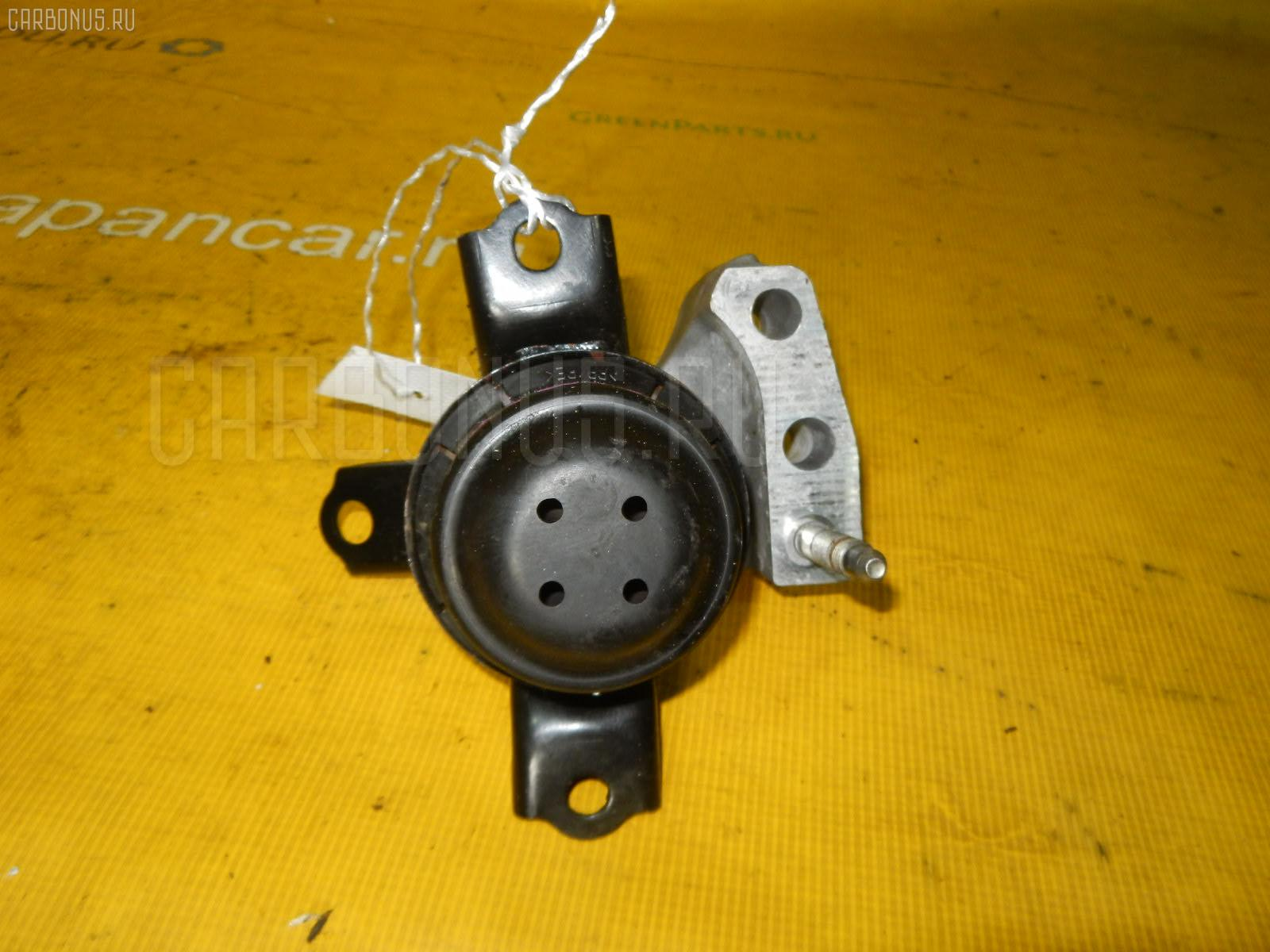 Подушка двигателя TOYOTA PASSO KGC10 1KR-FE. Фото 11