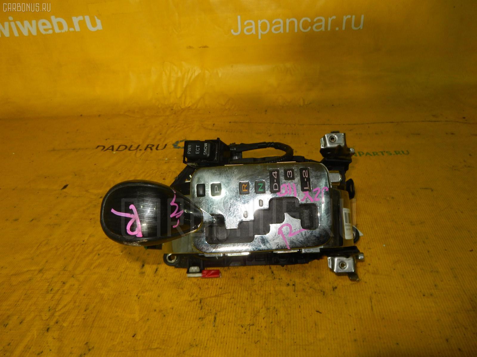 Ручка КПП TOYOTA MARK II JZX110. Фото 8