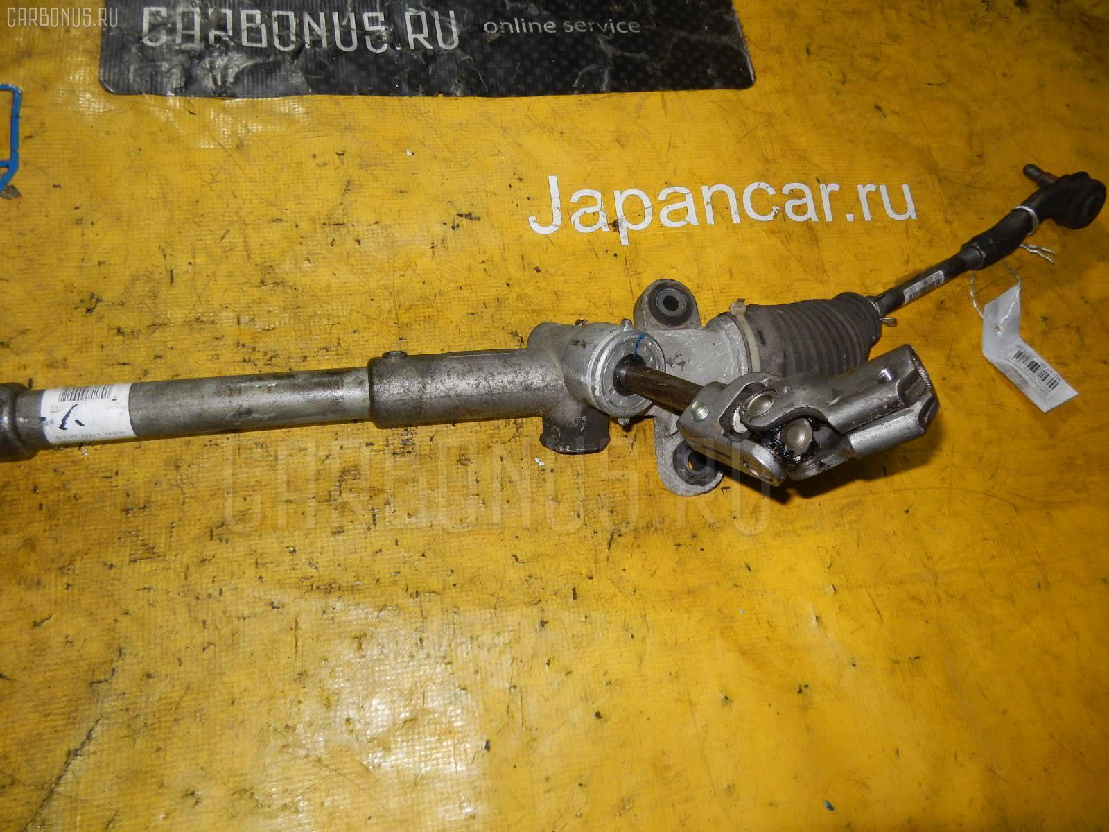 Рулевая рейка TOYOTA PASSO KGC15 1KRFE. Фото 3