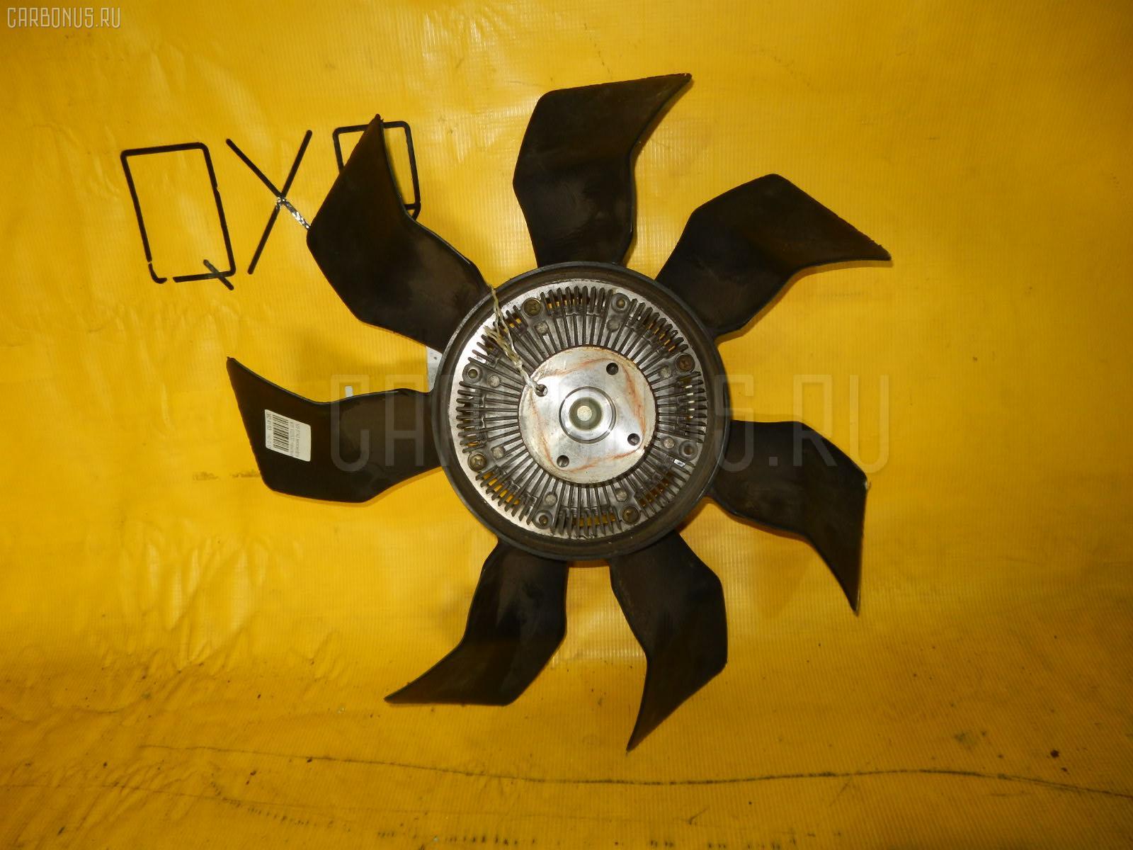 Вискомуфта NISSAN SKYLINE V35 VQ25DD. Фото 10