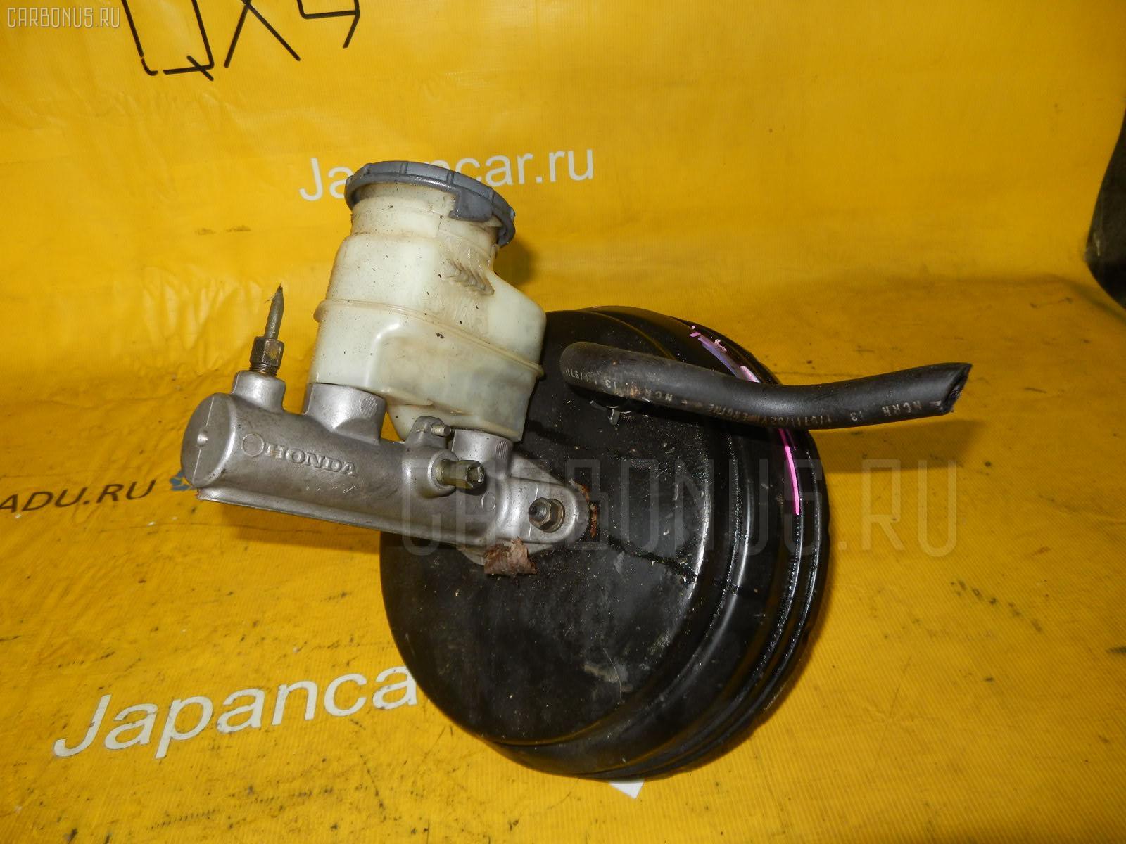 Главный тормозной цилиндр HONDA INSPIRE UA1 J25A Фото 1