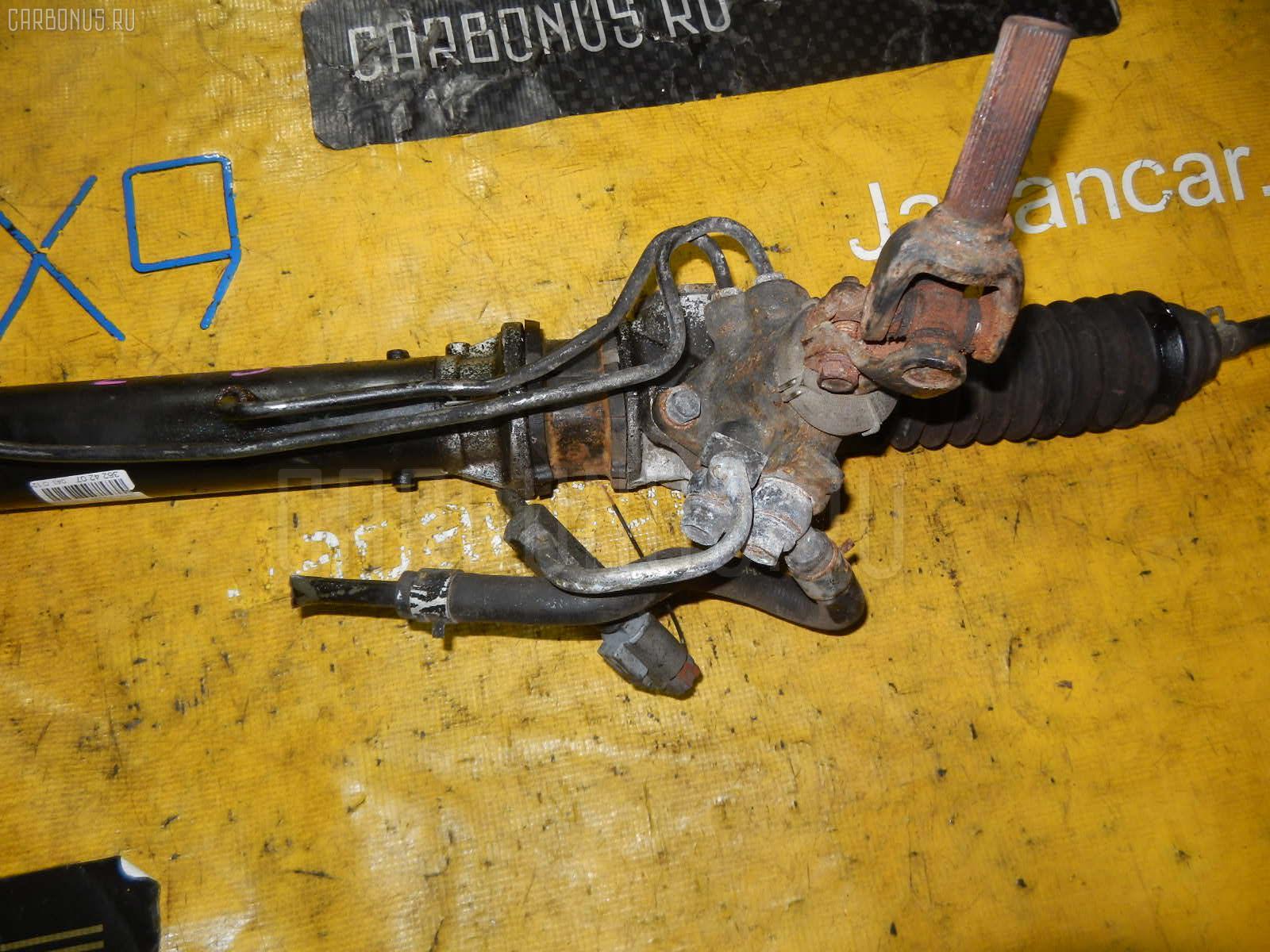 Рулевая рейка NISSAN TERRANO LR50 VG33E. Фото 5