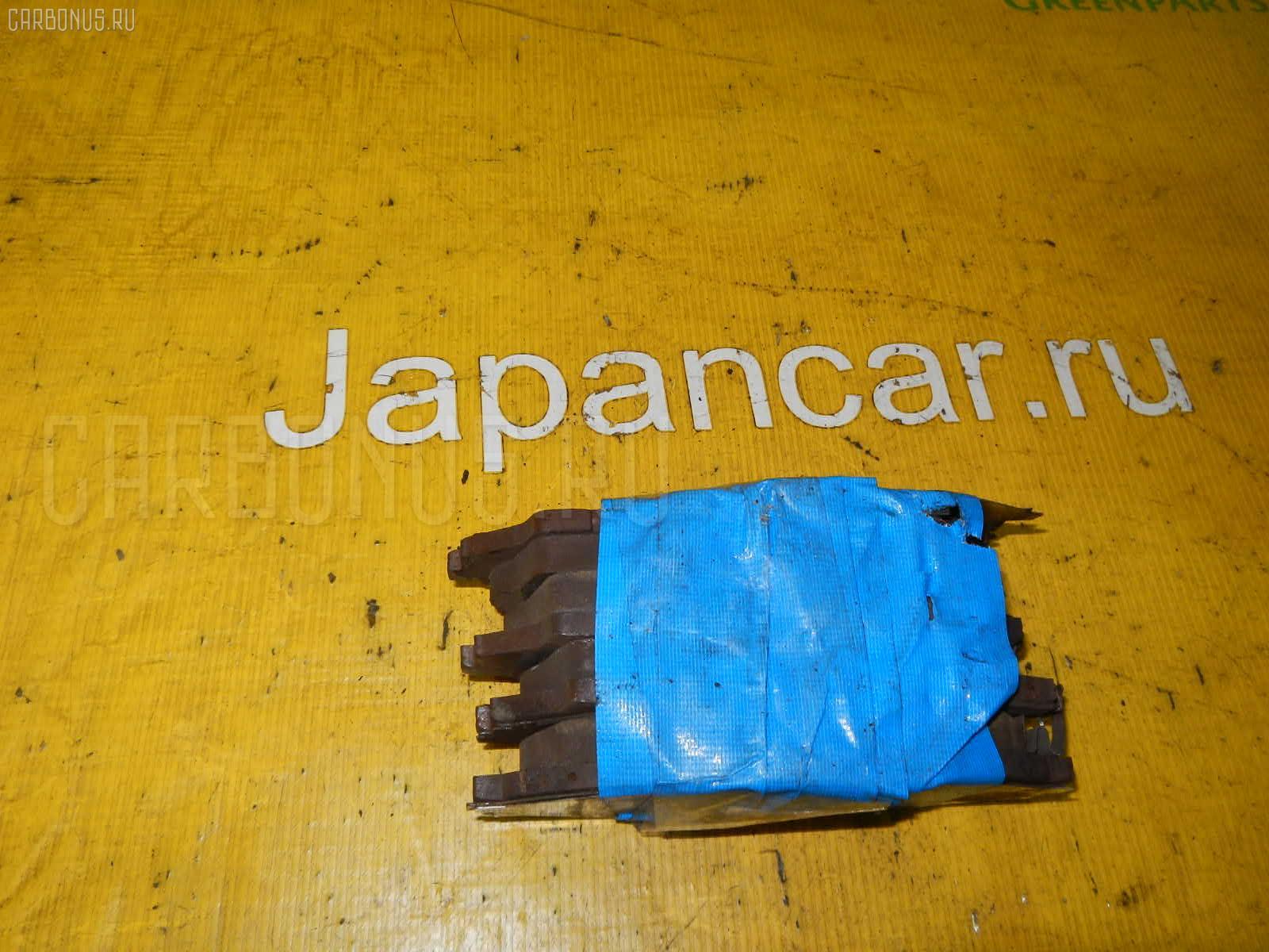 Тормозные колодки TOYOTA MARK II GX100 1G-FE. Фото 8