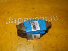 Тормозные колодки TOYOTA MARK II GX100 1G-FE Фото 3