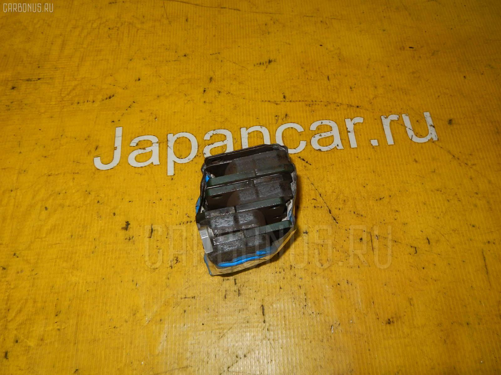 Тормозные колодки DAIHATSU ATRAI WAGON S321G KF-DET Фото 2