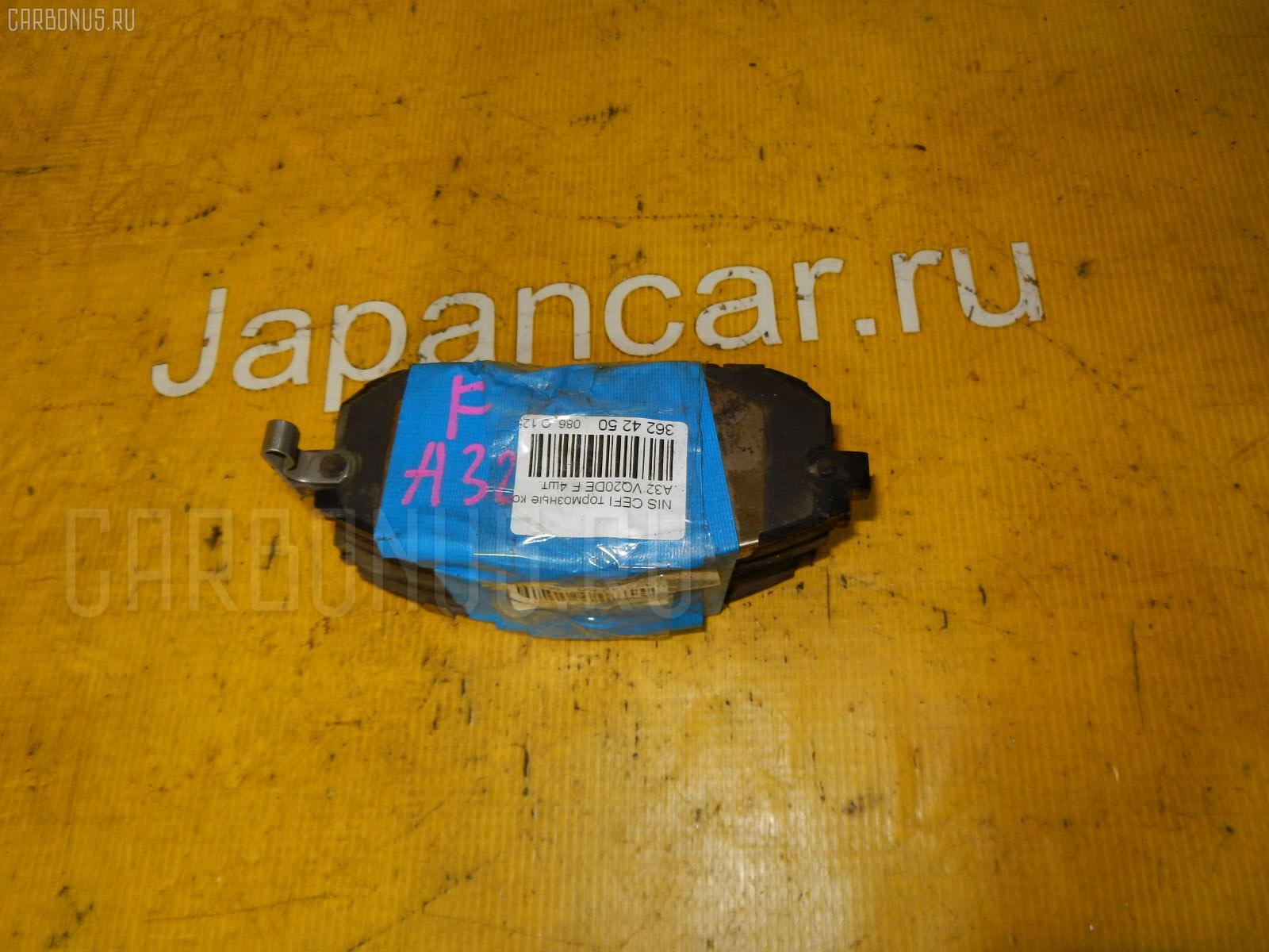 Тормозные колодки NISSAN PRIMERA TP12 QR20DE. Фото 11
