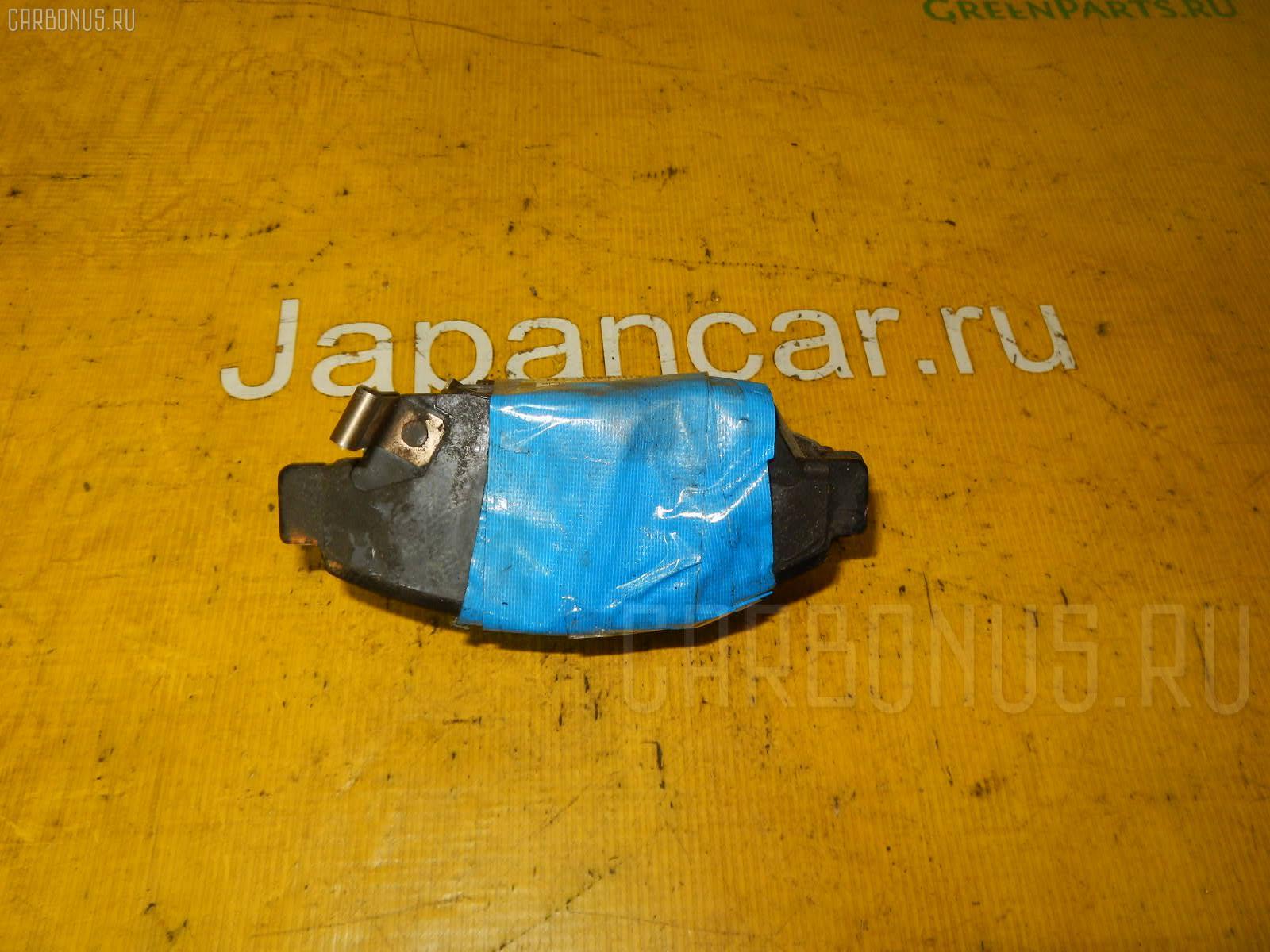 Тормозные колодки HONDA MOBILIO GB1 L15A. Фото 10