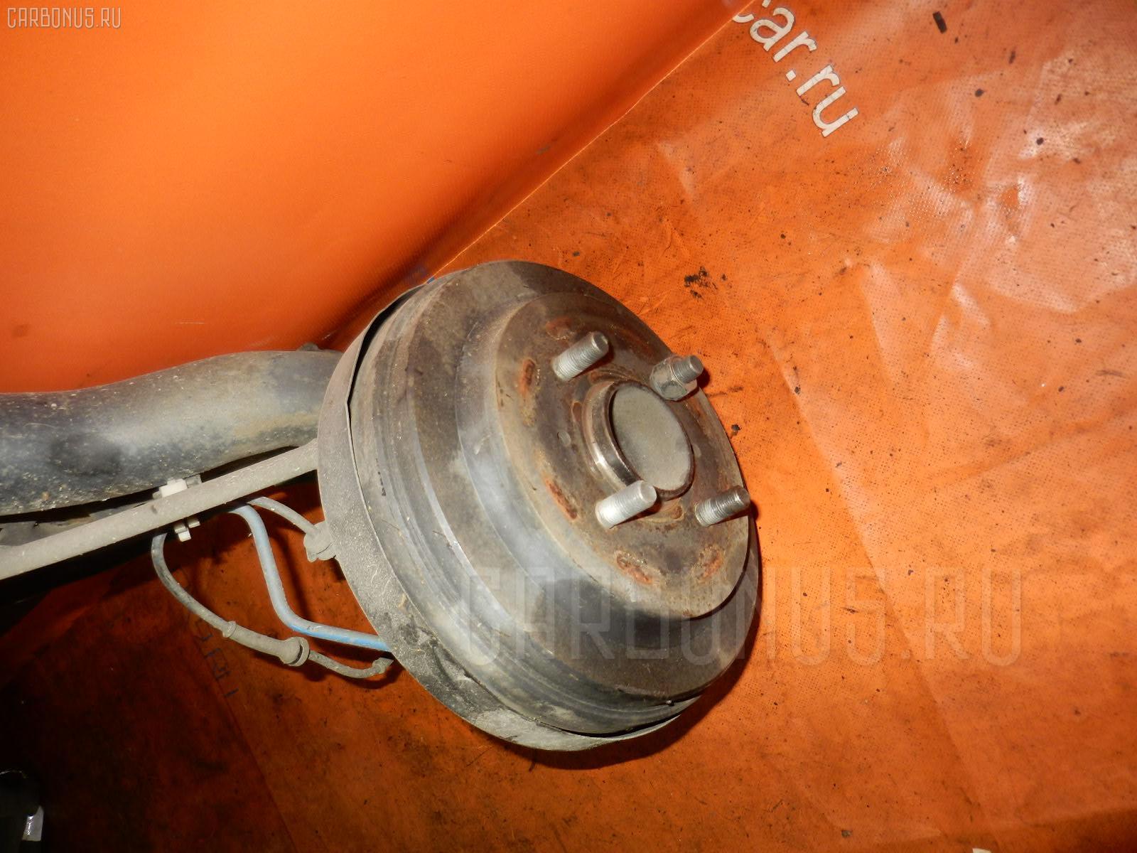 Балка подвески NISSAN TIIDA LATIO SC11 HR15DE. Фото 3