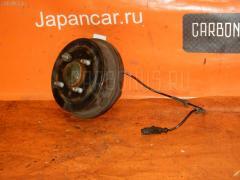 Ступица Nissan Note E11 HR15DE Фото 2