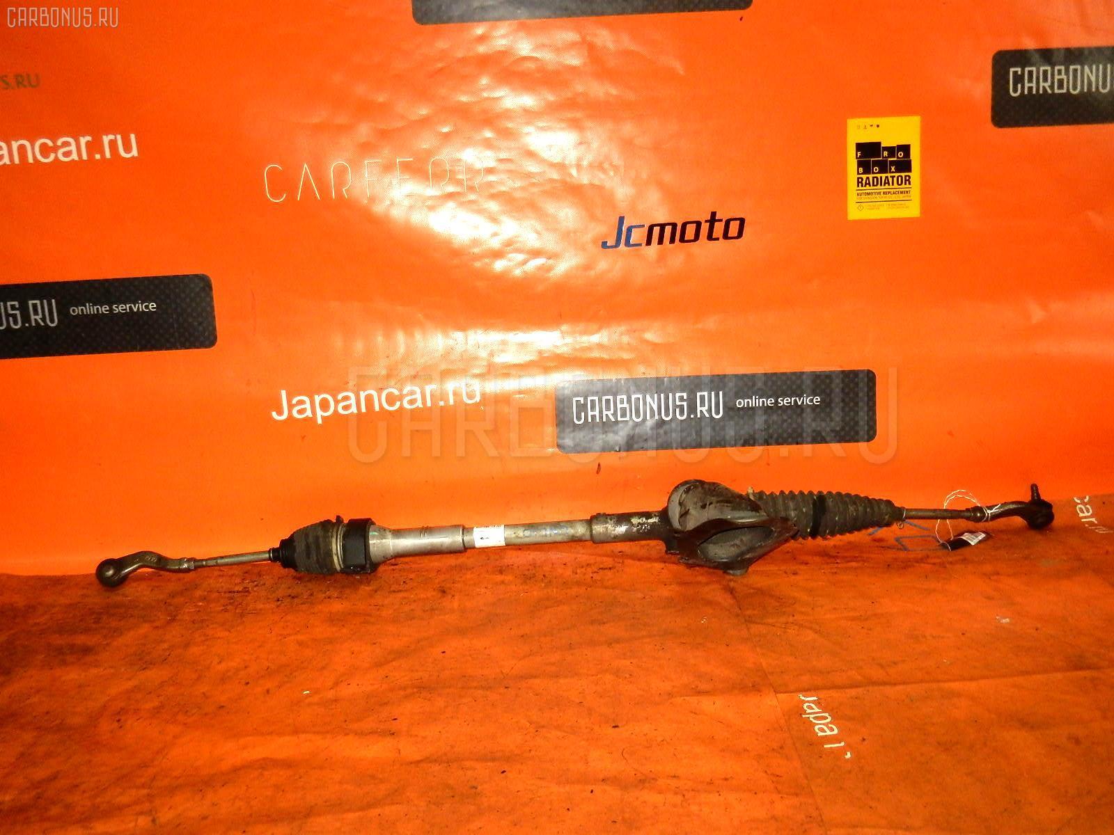 Рулевая рейка TOYOTA PASSO QNC10 K3-VE. Фото 1