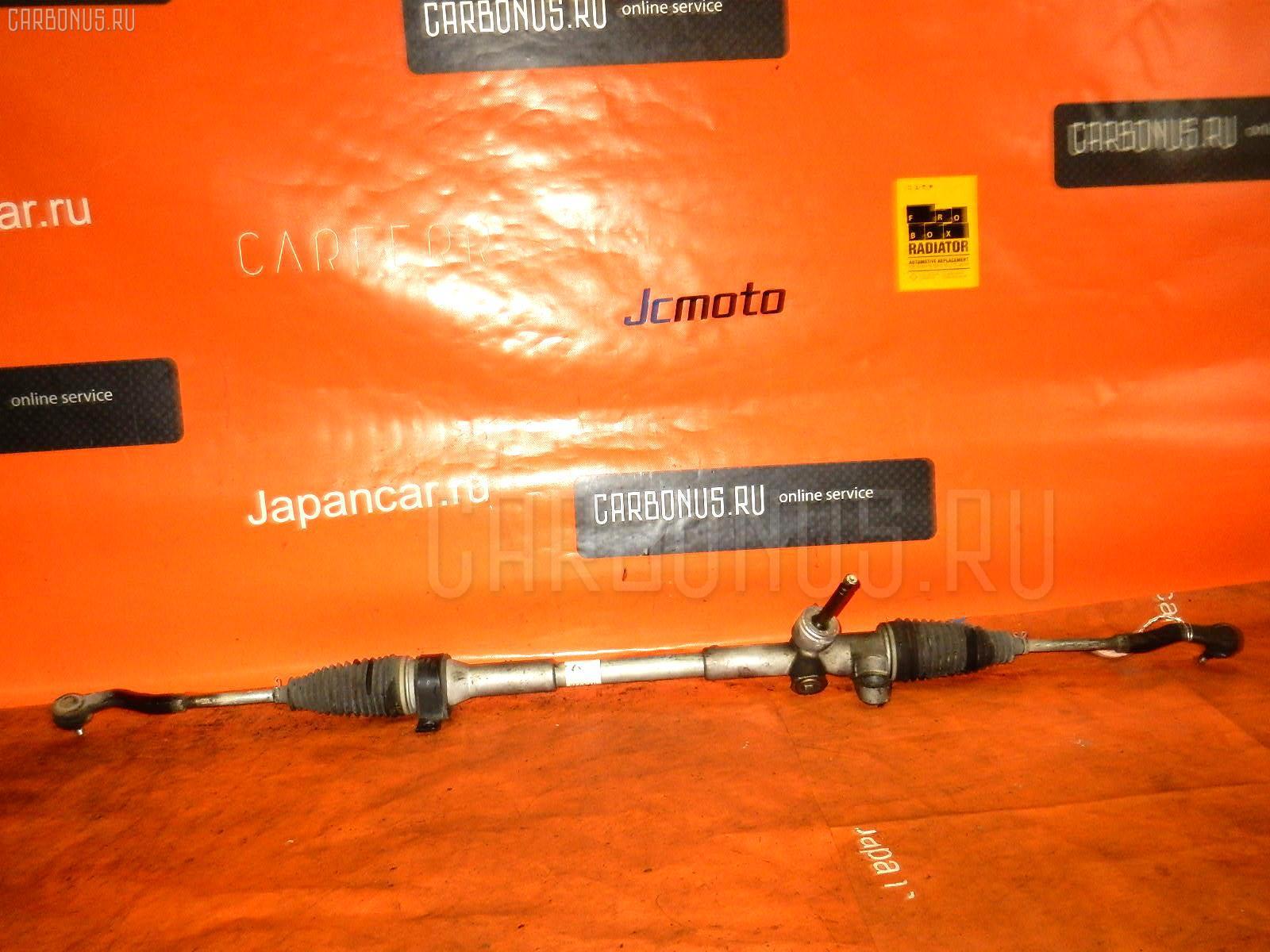 Рулевая рейка TOYOTA PASSO KGC10 1KR-FE. Фото 7