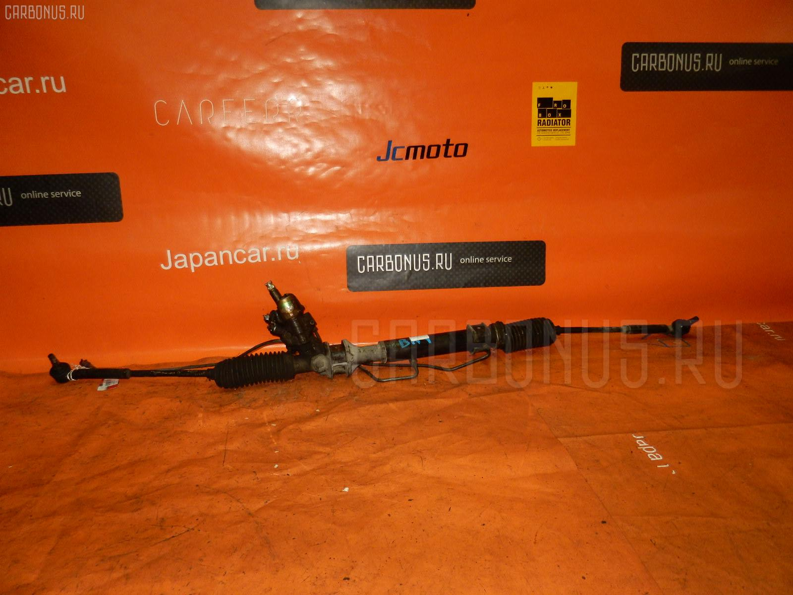 Рулевая рейка SUBARU LEGACY WAGON BH9 EJ25. Фото 1