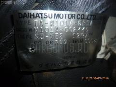 Двигатель TOYOTA DUET M101A K3-VE Фото 1