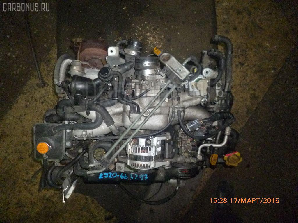 Двигатель SUBARU LEGACY BC5 EJ20T Фото 17
