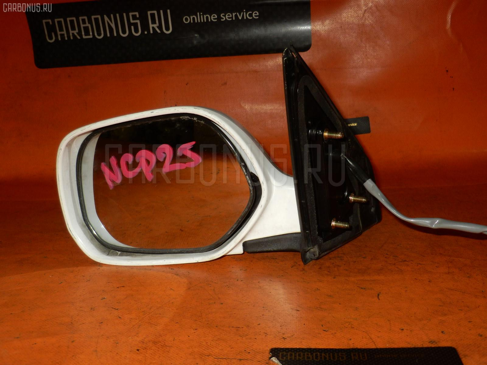 Зеркало двери боковой TOYOTA FUNCARGO NCP25. Фото 8