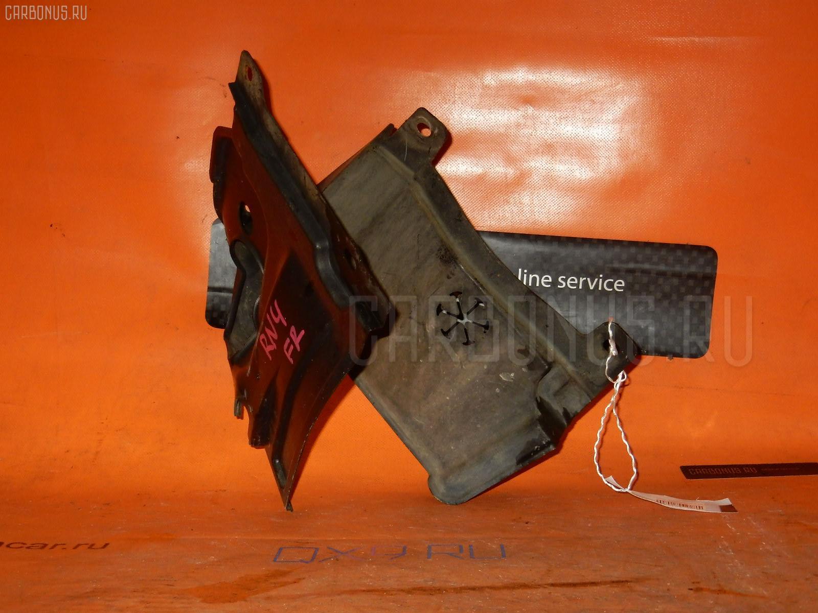 Защита двигателя HONDA STREAM RN4 K20A. Фото 1