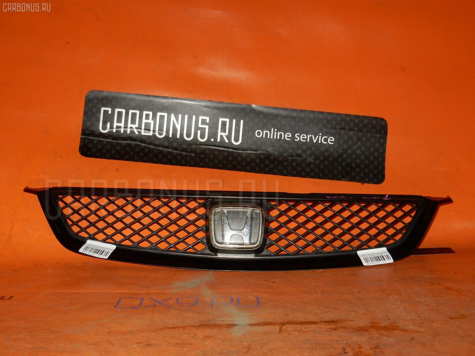 Решетка радиатора HONDA ACCORD WAGON CF6 Фото 2