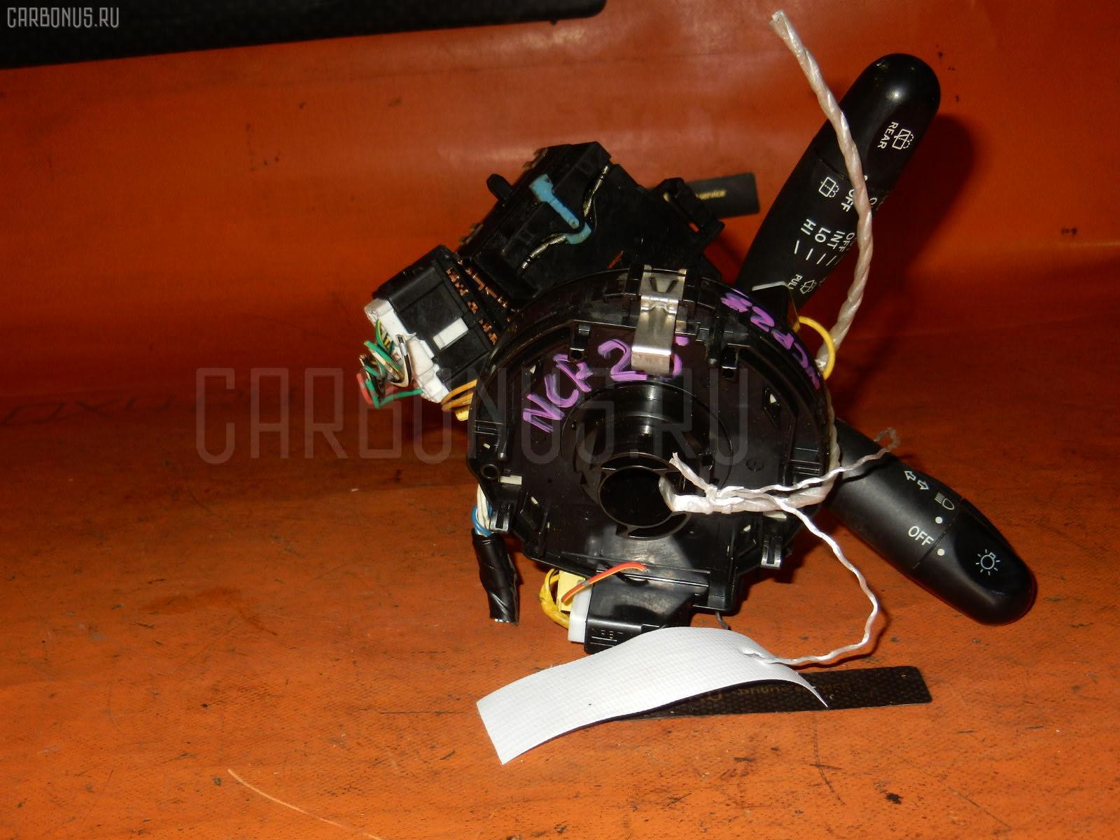 Переключатель поворотов Toyota Funcargo NCP25 Фото 1