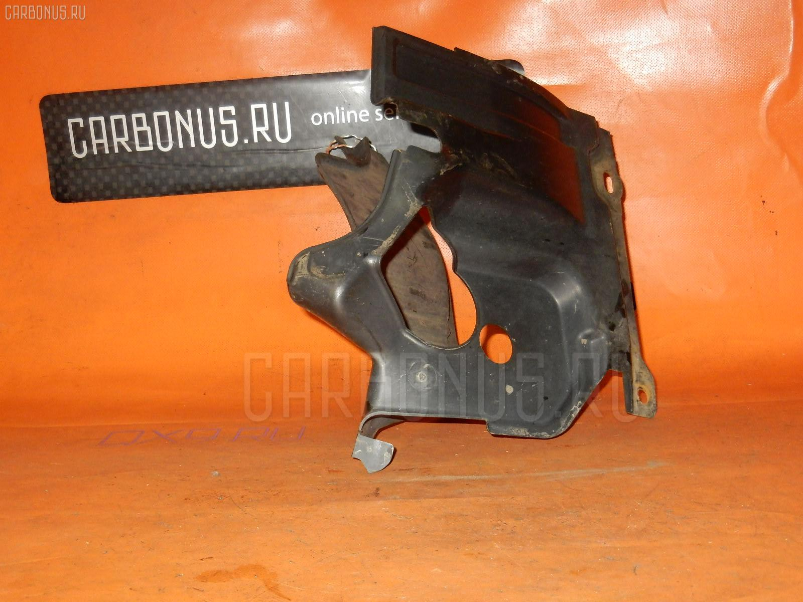 Защита двигателя Honda Stream RN4 K20A Фото 1