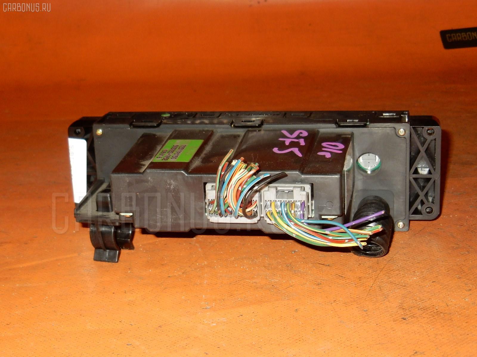 Блок управления климатконтроля SUBARU FORESTER SF5 EJ20T Фото 2