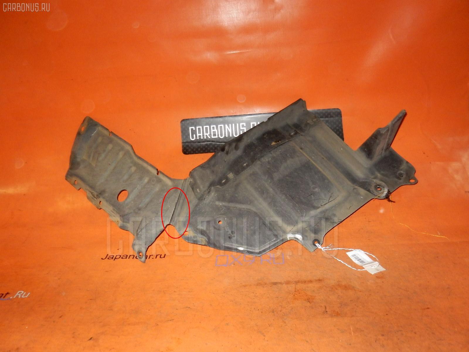 Защита двигателя NISSAN WINGROAD WHNY11 QG18DE Фото 2