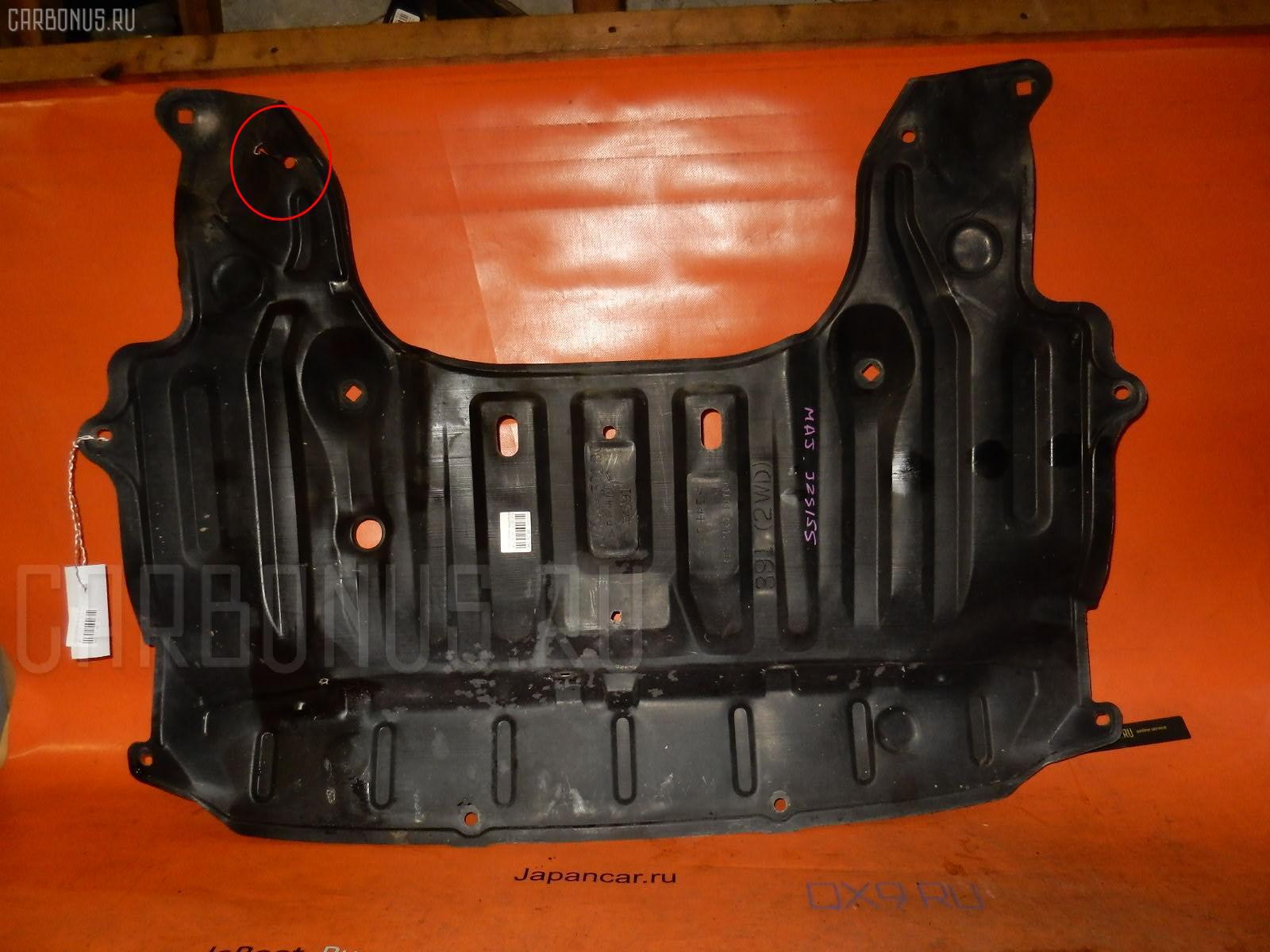 Защита двигателя TOYOTA CROWN MAJESTA JZS155 2JZ-GE Фото 2