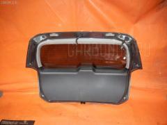 Дверь задняя Toyota Wish ZNE10G Фото 3