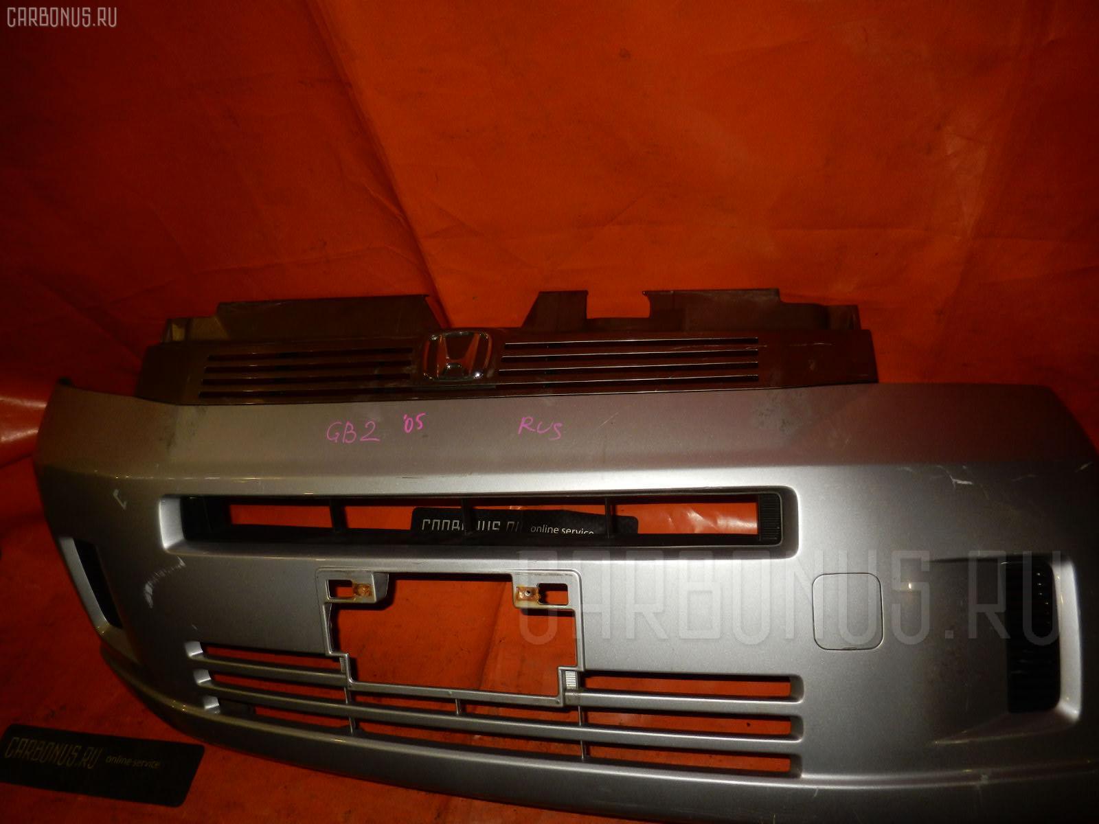 Бампер HONDA MOBILIO GB2. Фото 1