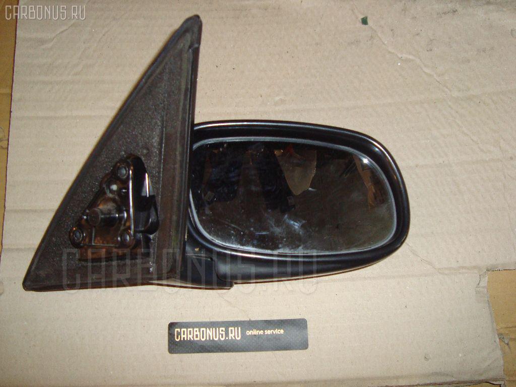 Зеркало двери боковой TOYOTA CALDINA CT198V Фото 3