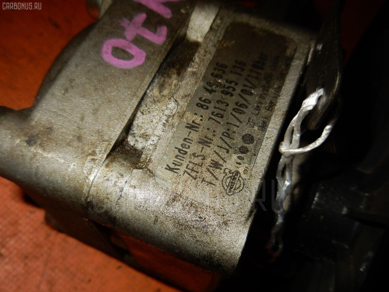 Гидроусилитель VOLVO V70 II SW B5244S2. Фото 4