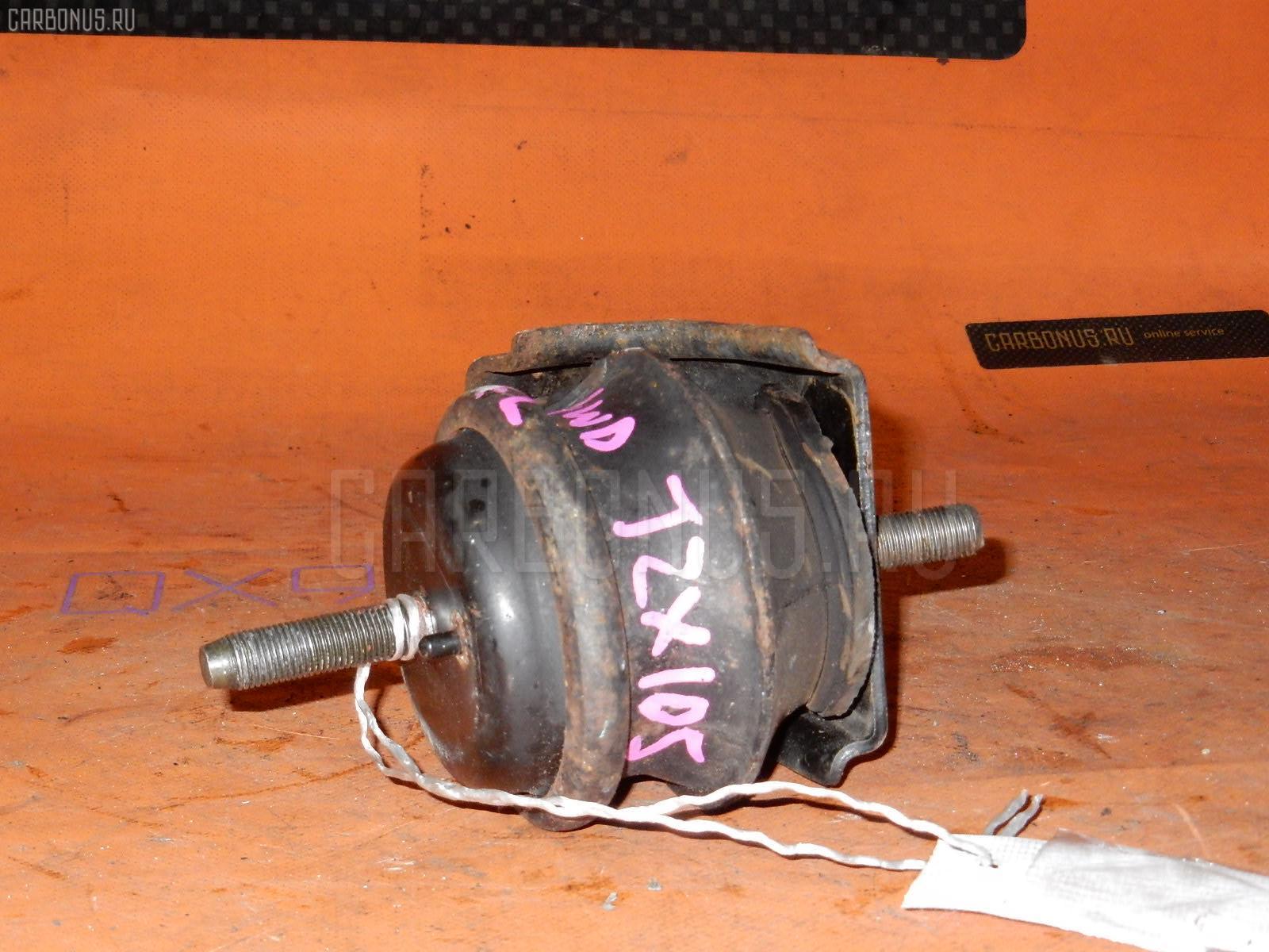 Подушка двигателя TOYOTA MARK II JZX93 1JZ-GE. Фото 10
