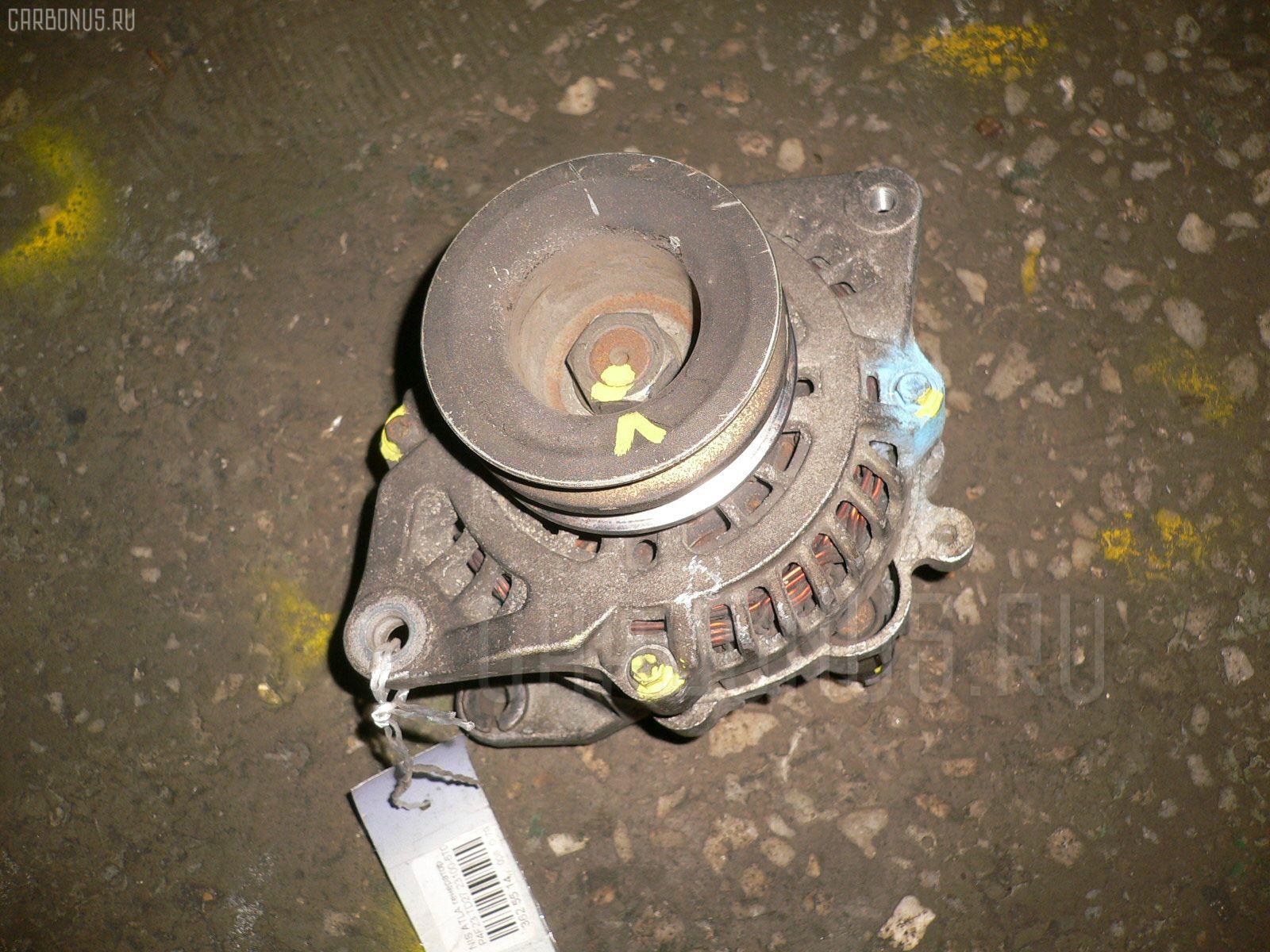Генератор Nissan Atlas P4F23 TD27 Фото 1