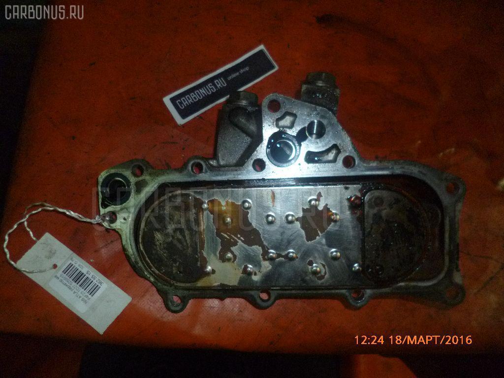 Радиатор масла ДВС NISSAN ATLAS P4F23 TD27 Фото 2