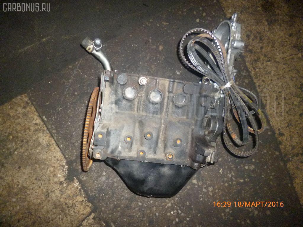 Блок двигателя DAIHATSU MIRA L250V EF-SE Фото 1