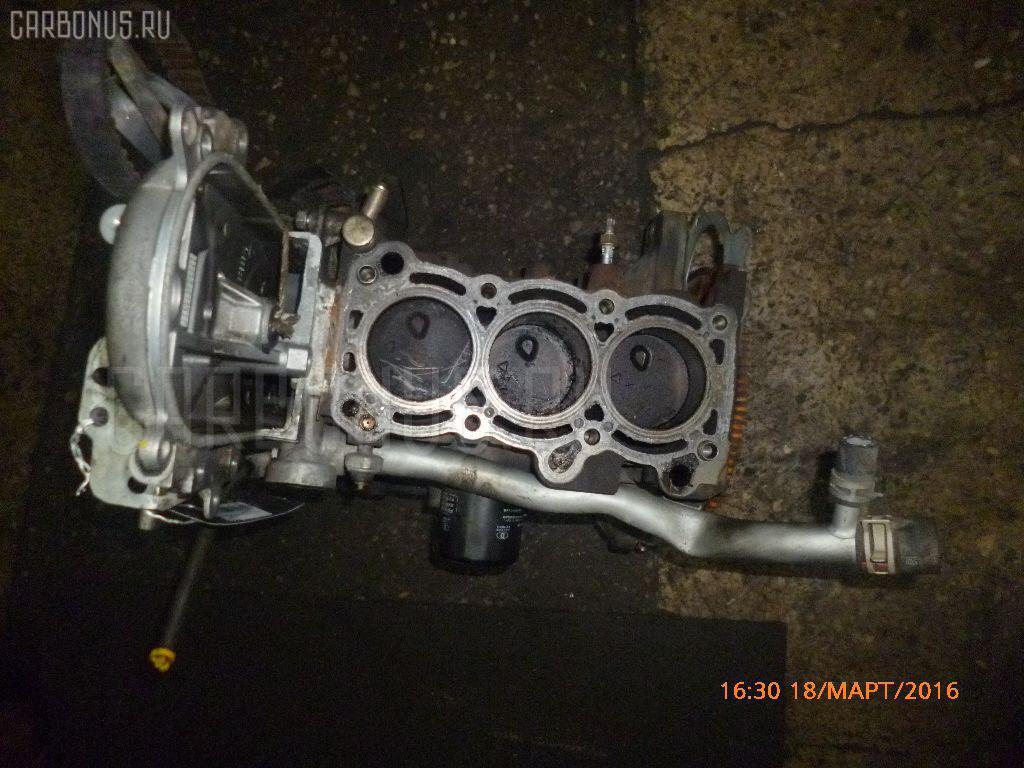 Блок двигателя DAIHATSU MIRA L250V EF-SE Фото 5
