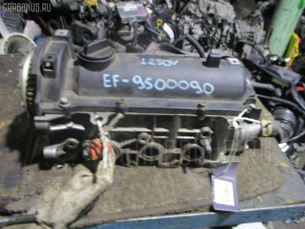 Головка блока цилиндров DAIHATSU MIRA L250V EF-SE Фото 2