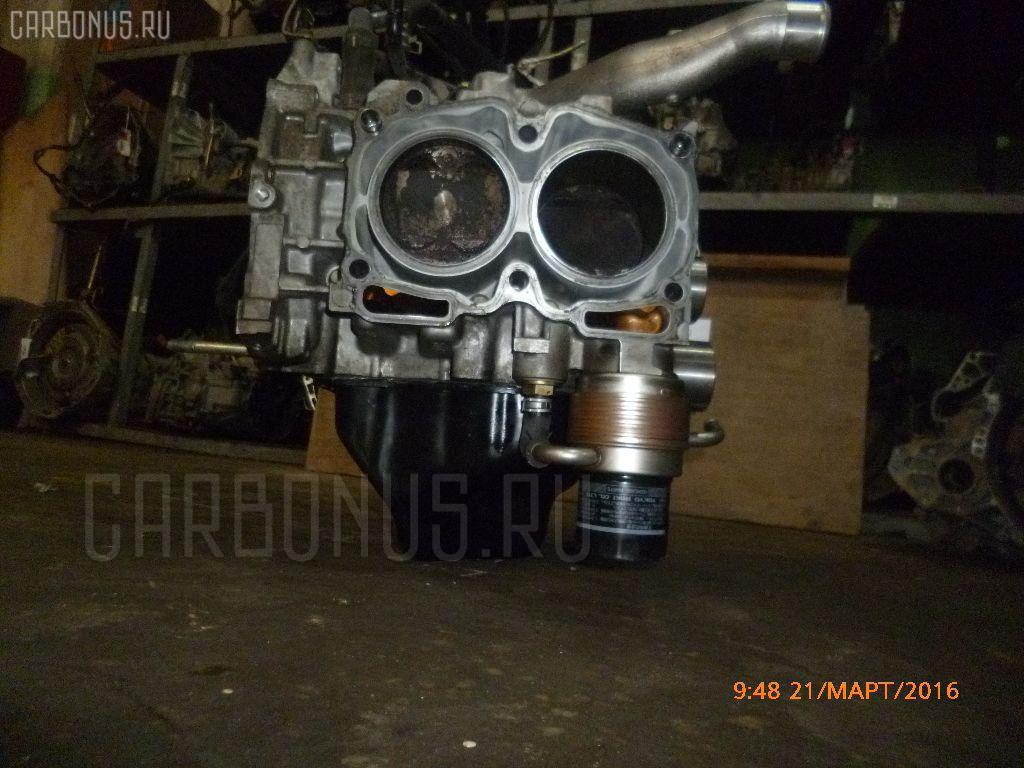 Блок двигателя SUBARU LEGACY WAGON BP5 EJ20T Фото 4