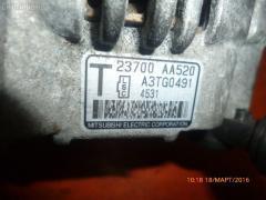 Генератор Subaru Legacy wagon BP5 EJ20T Фото 6