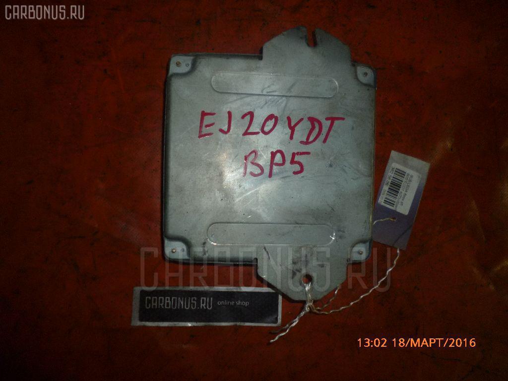 Блок EFI SUBARU LEGACY WAGON BP5 EJ20T Фото 1