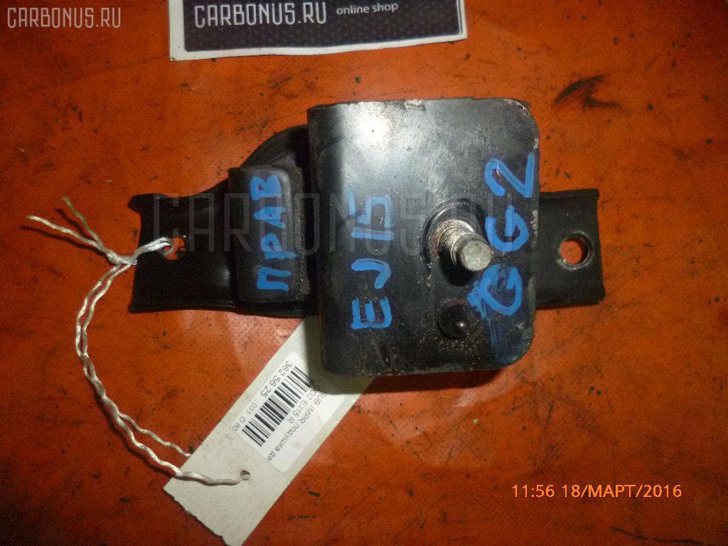 Подушка двигателя SUBARU IMPREZA WAGON GG2 EJ15 Фото 1