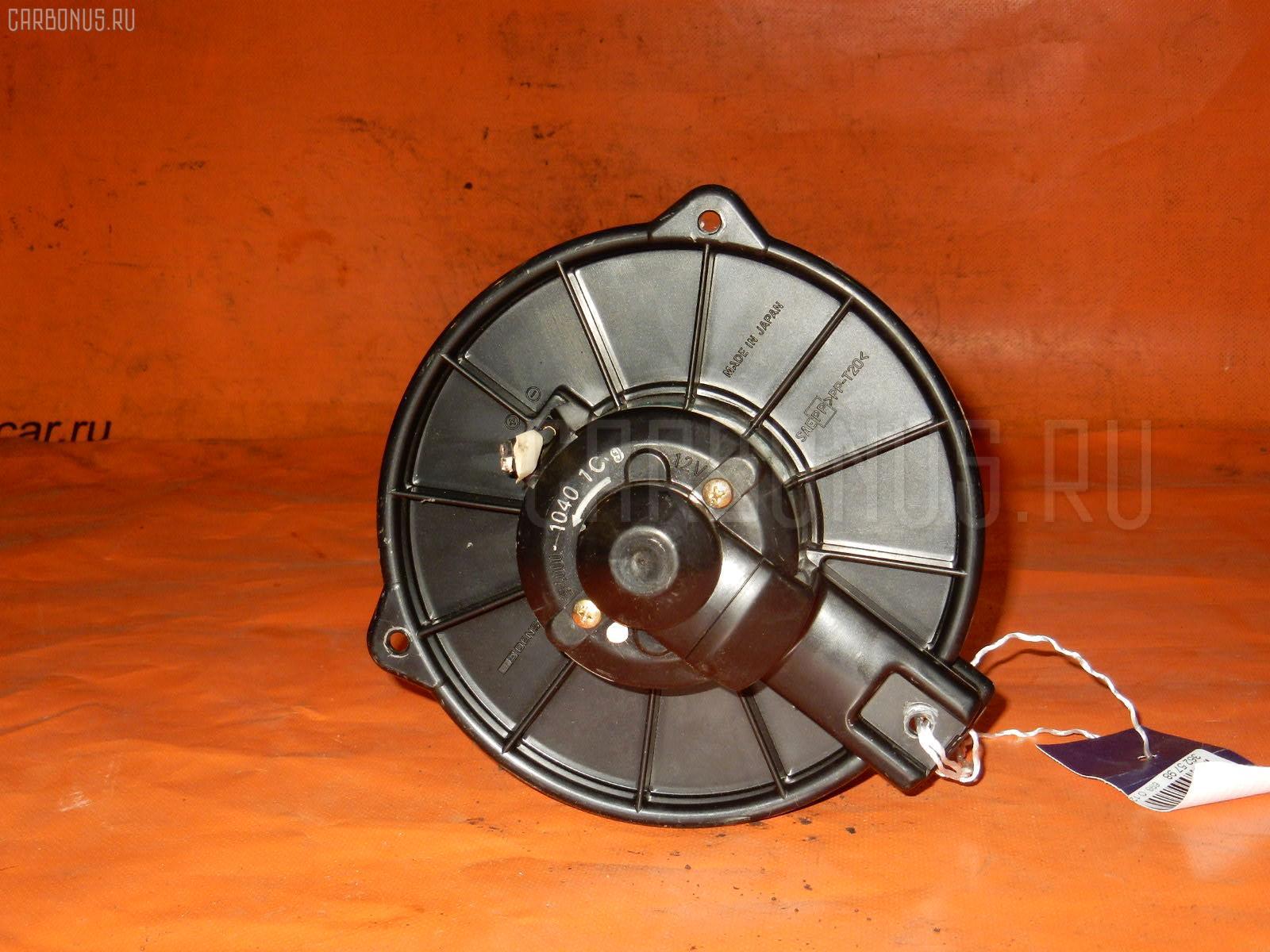 Мотор печки TOYOTA MARK II JZX100. Фото 11