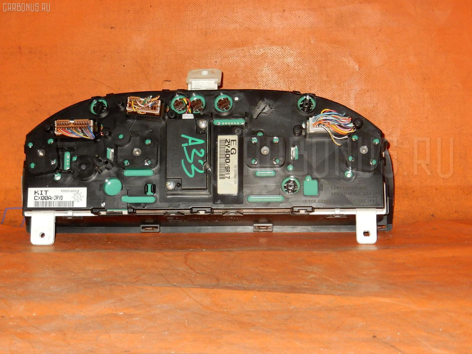 Спидометр NISSAN CEFIRO A33 VQ20DE. Фото 8