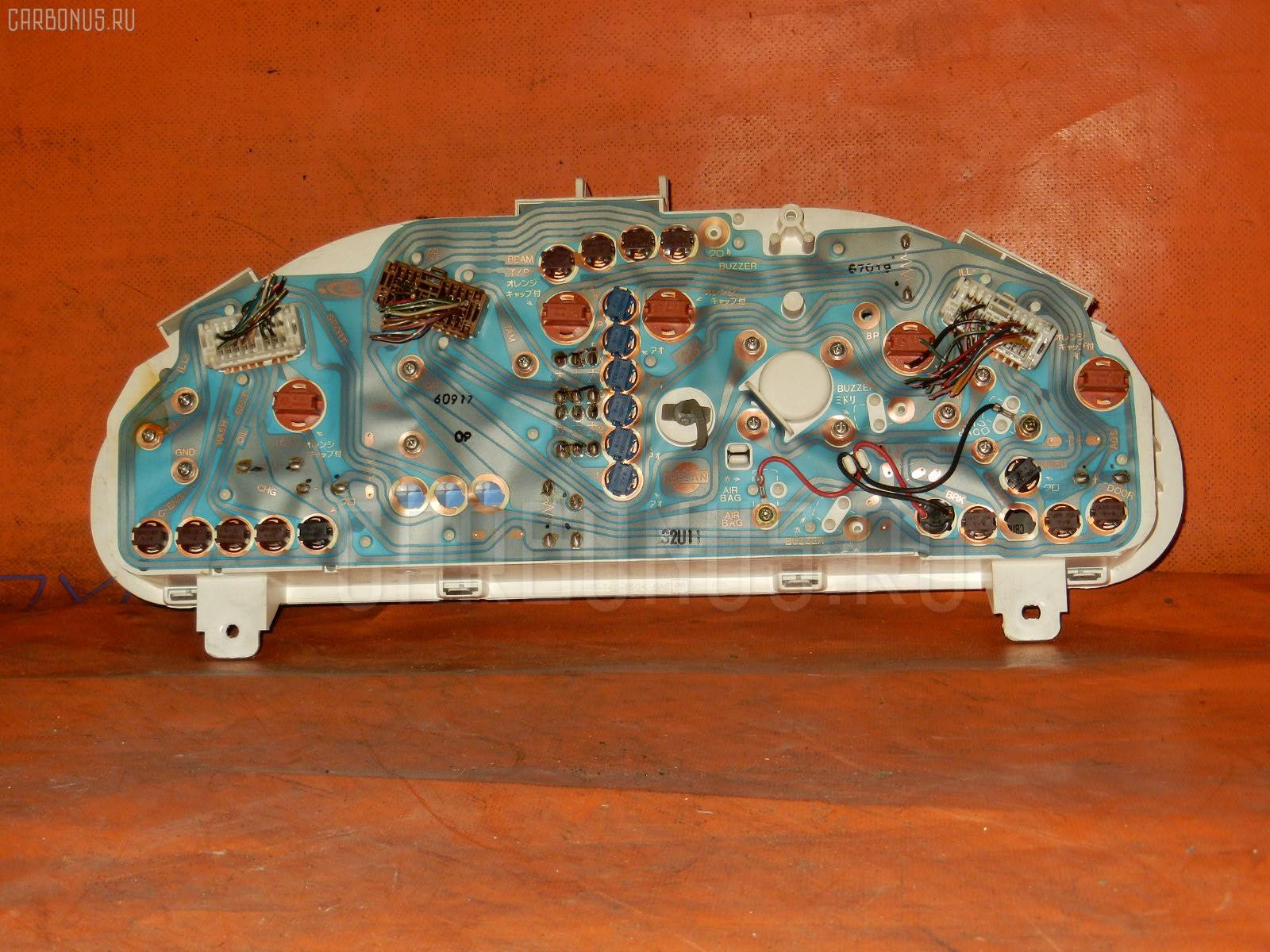 Спидометр NISSAN CEFIRO A32 VQ20DE. Фото 7