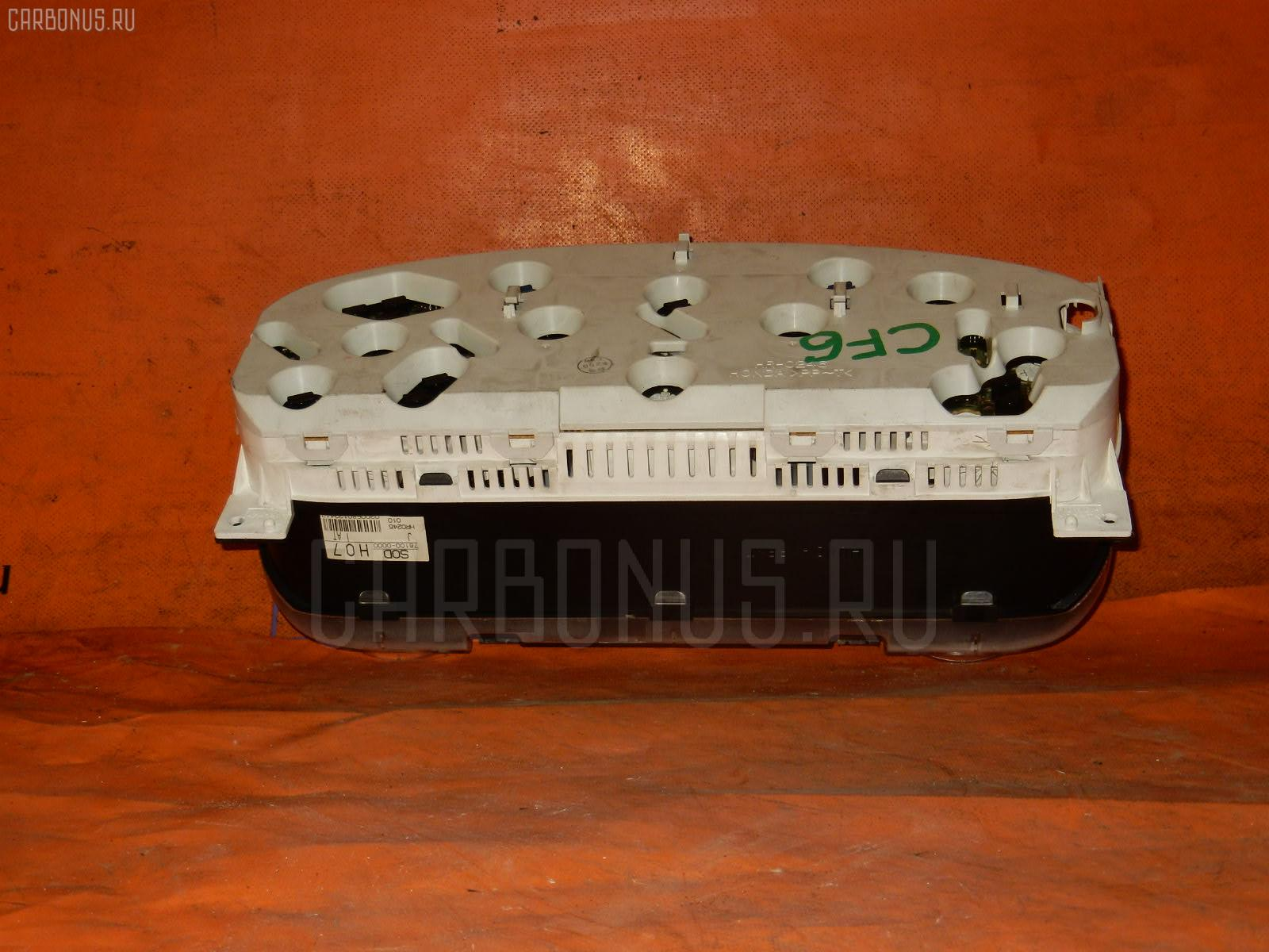 Спидометр HONDA ACCORD WAGON CF6 F23A. Фото 5